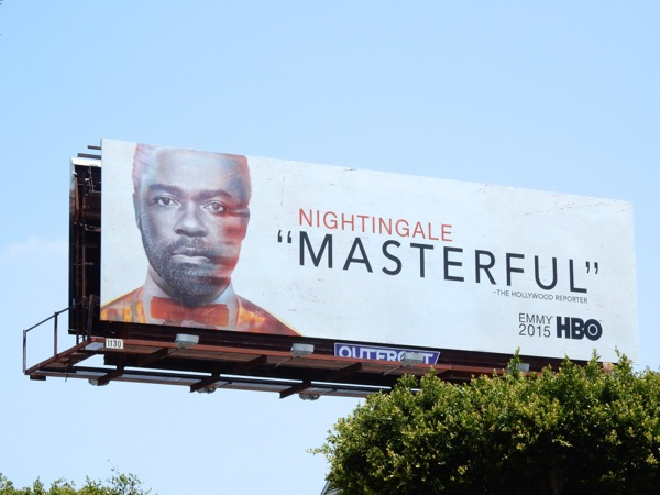 Nightingale Masterful Emmy 2015 billboard