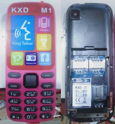 kxd m1 flash file