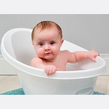Chậu tắm cho bé