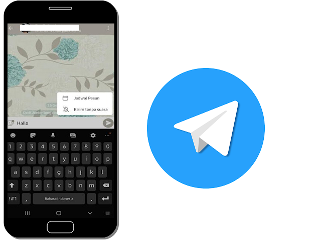 jadwal pesan telegram