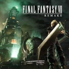 Final Fantasy VII: Remake Cloud Theme (PS+ Req.) or Sharefactory Theme (PS4)