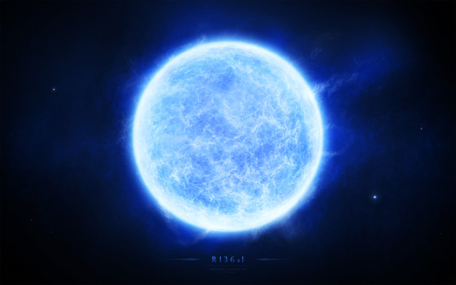 giant white star - photo #15