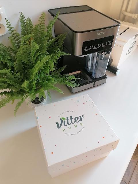 Suplementy diety w formie proszku - Vitter Pure + NIESPODZIANKA NA KOŃCU WPISU