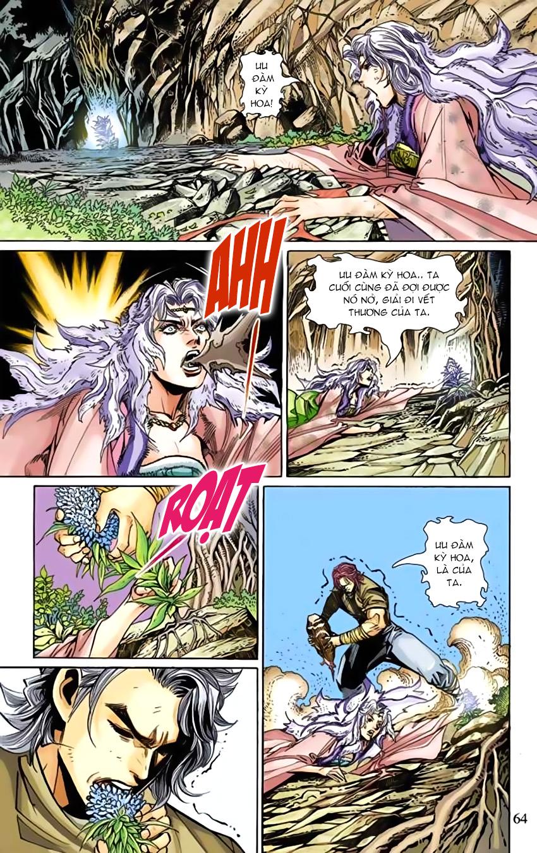 Bạch Phát Quỷ chap 6 - Trang 24