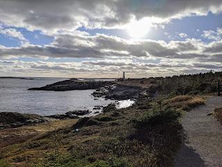Louisbourg Lighthouse, Cape Breton Island