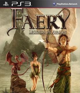 Faery Legends of Avalon PS3 Baixar