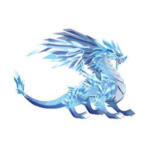 Cara mendapatkan Galacial Dragon