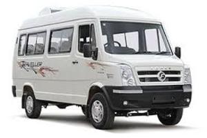 Hire Tempo Traveler in Delhi
