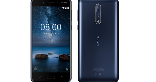 Nokia 8 Full Specifications and Price in India