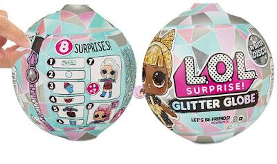 L.O.L. Surprise Glitter Globe Series