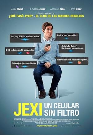 JEXI UN CELULAR SIN FILTRO  (2020) HD 1080P LATINO-INGLES DESCARGA