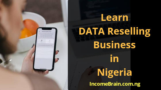 Start Cheap MTN DATA Reselling Business Like 1GB For ₦300 (30days) - [Tutorial Guide]