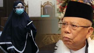 Nama Wapres Ma'ruf Amin Disebut di Sidang Suap Jaksa Pinangki