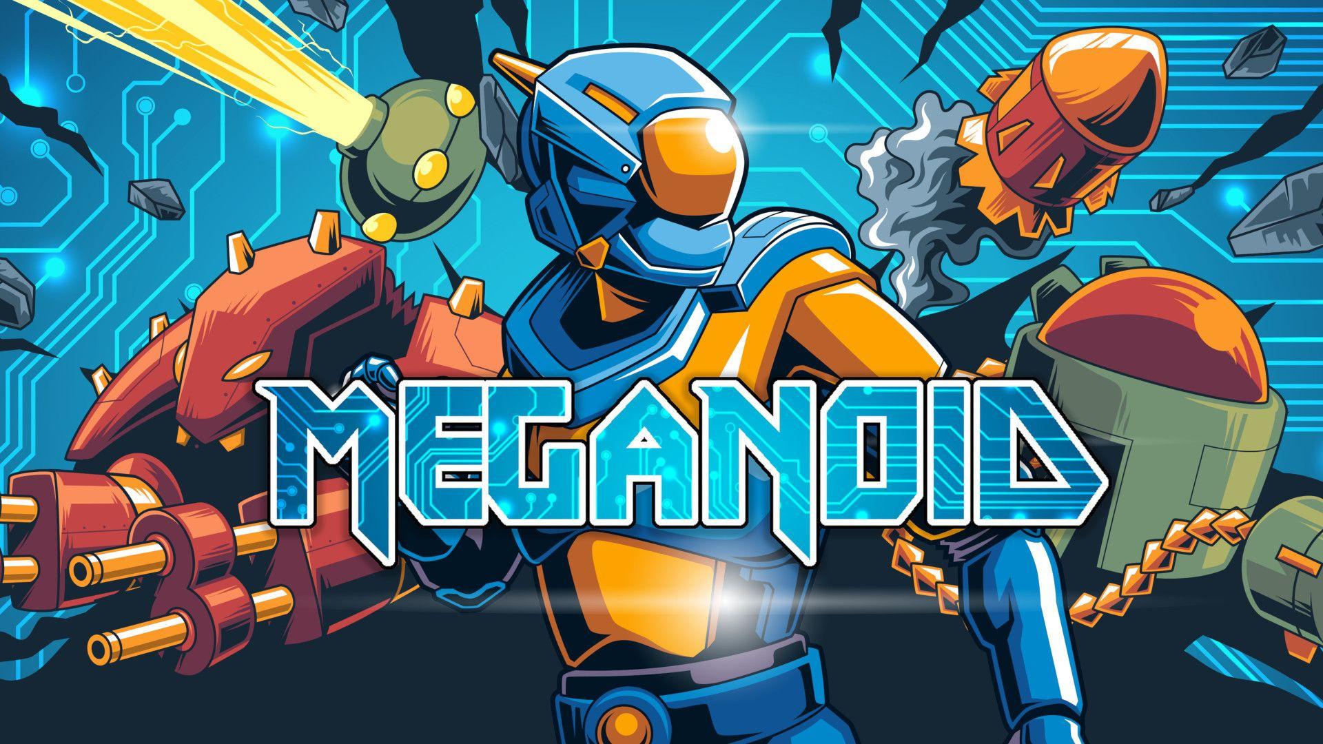 Meganoid v1.0 NSP XCI For Nintendo Switch