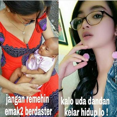 12 Meme 'Mahmud Challenge' Emak-emak Berdaster Ini Bikin Kelar Idup Lo Bro!