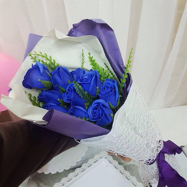 Hoa hong sap thom vinh cuu o Doi Nhan