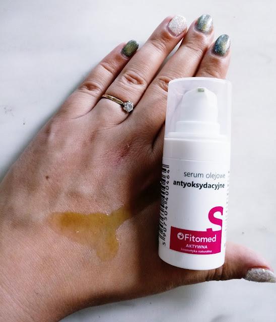 Serum olejowe antyoksydacyjne FITOMED