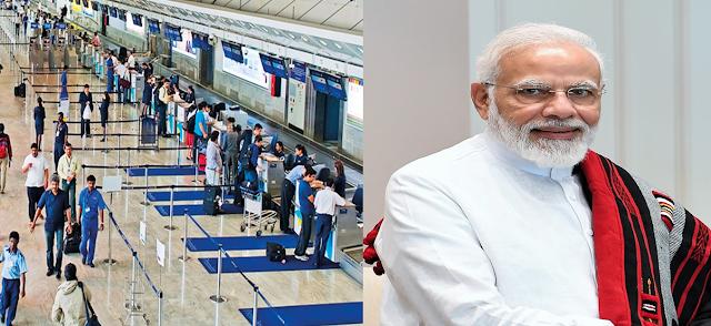विदेशों में फंसे हजारों भारतीयों को वापस लाने के प्लान में जुटी मोदी सरकार