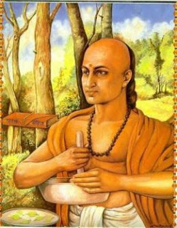 Chanakya started adding small amounts of poison into the food of Chandragupta Maurya so that he would get used to it. The aim of this was to prevent the emperor from being poisoned by the enemies.