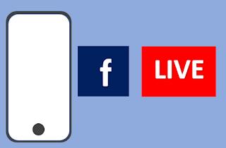 Cara Buat Live Streaming Di Facebook Dengan hp Android