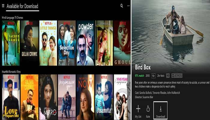 How to download Netflix videos on your PC or Smartphone