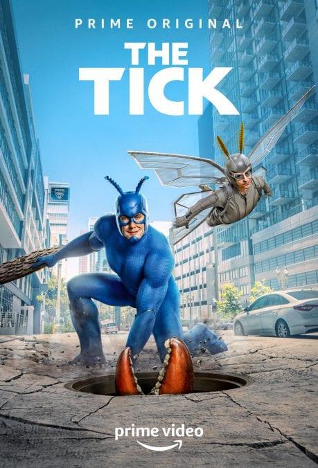 The Tick Temporada 2 Latino 720p