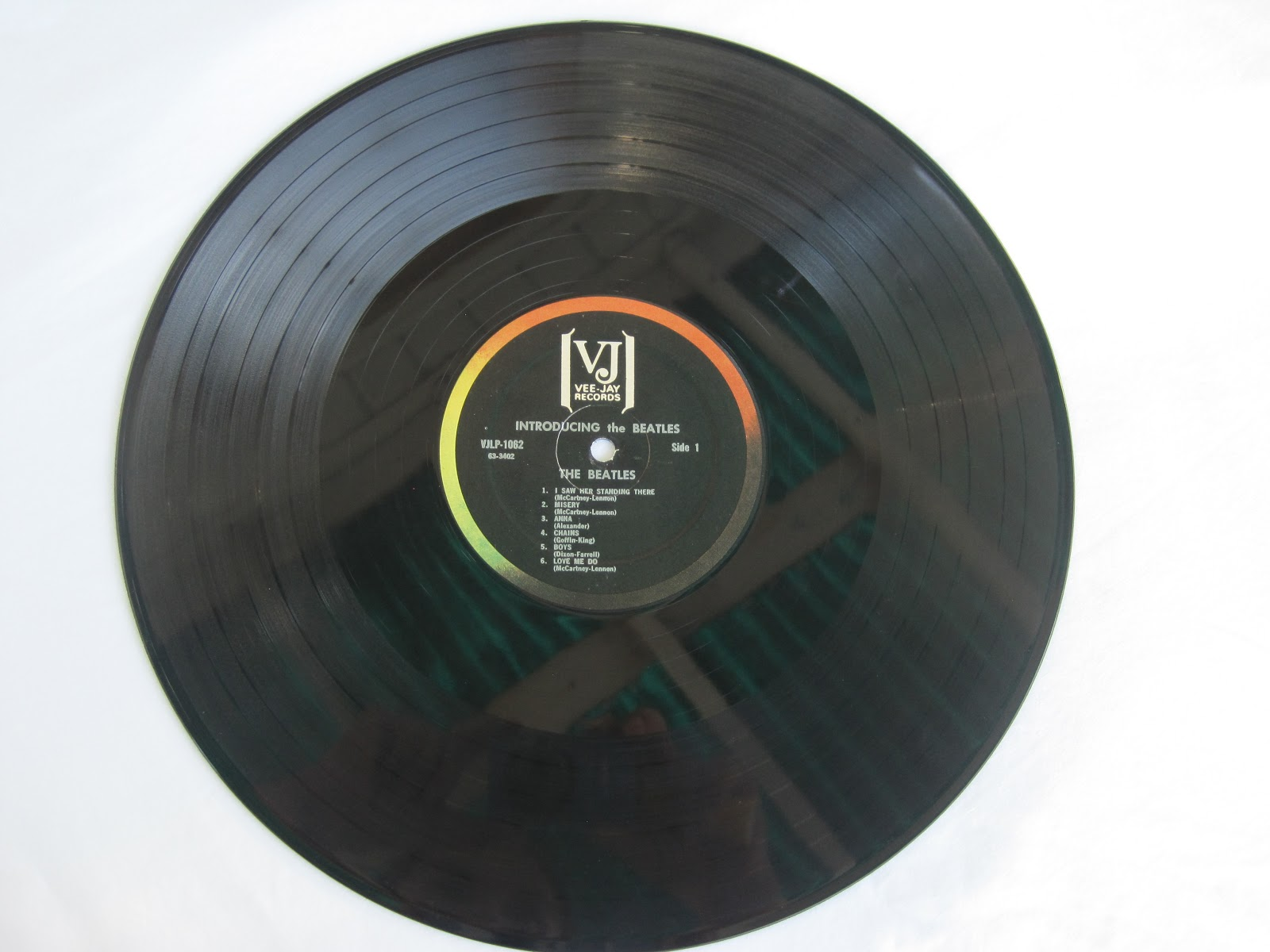 The Beatles Vinyl Record Collection