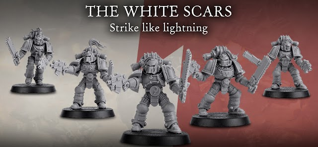 White Scars Pre-Orders