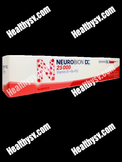 Neurobion 25k 3pak