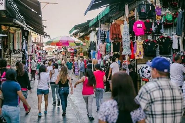 Santee Alley  shop in los angeles