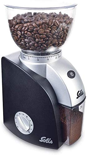 Solis 960.97 Scala Compact Conical-Burr Coffee Grinder