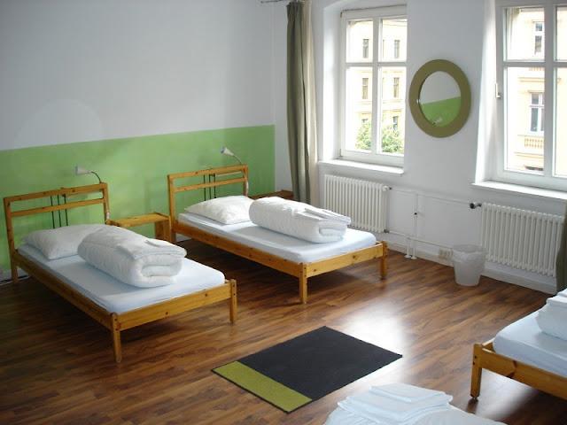 EastSeven Berlin Hostel em Berlim