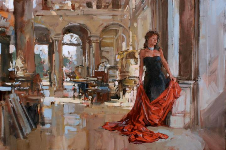 Paul Hedley 1947 | British Figurative painter
