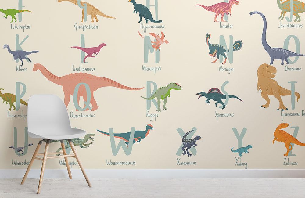 carte da parati per i bambini di MuralsWallpaper