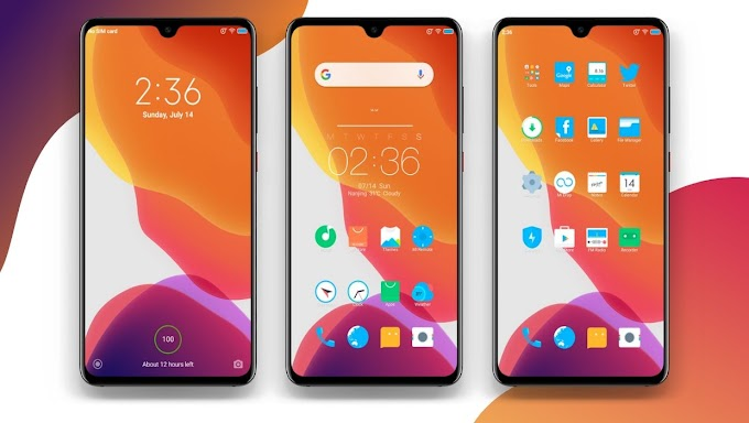 MSimply MIUI Theme with Cool Animated Icons