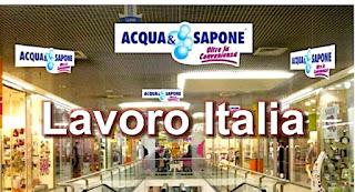 adessolavoro.com - Offerte lavoro Acqua e Sapone Italia