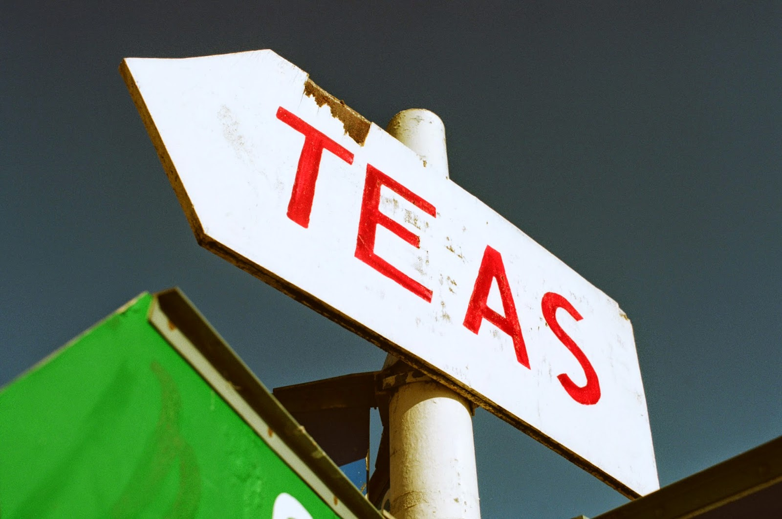 Teas, Broadstairs, Visual Athletics Club, South Thanet, Al Murray, Pub Landlord, Nigel Farage, 2015 General Election