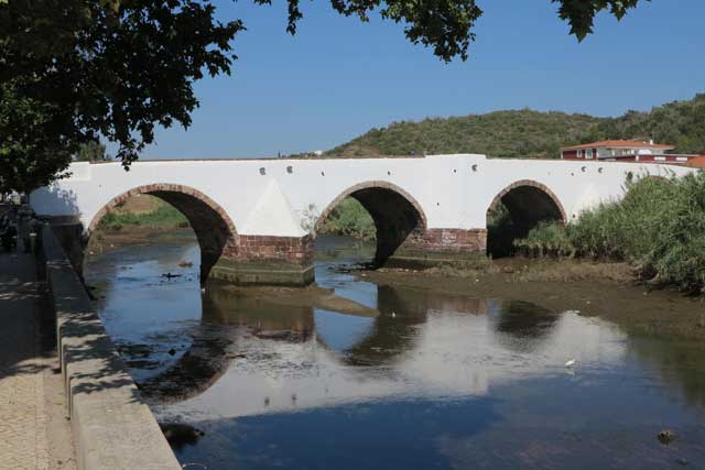The Old Bridge in Silves