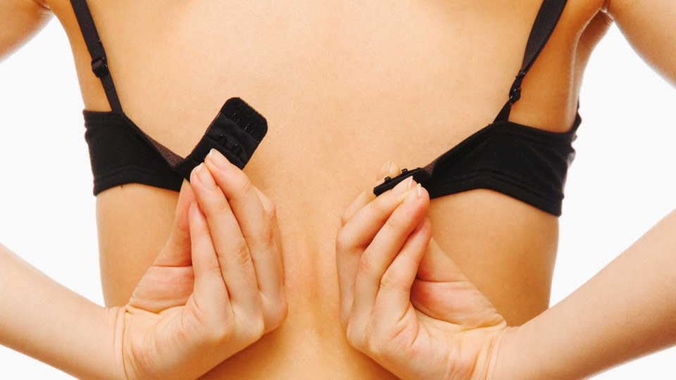 what Happens When You Stop Wearing a Bra