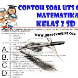 Contoh Soal Ujian Tengah Semester Ganjil Matematika Kelas 2 SD