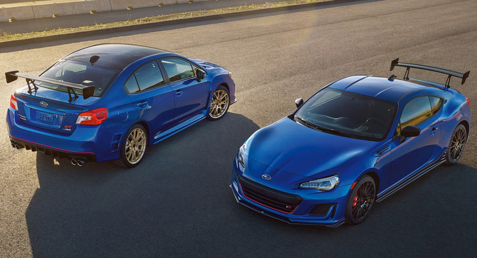 Subaru Brz Ts And Wrx Sti Type Ra Pricing Announced For U S