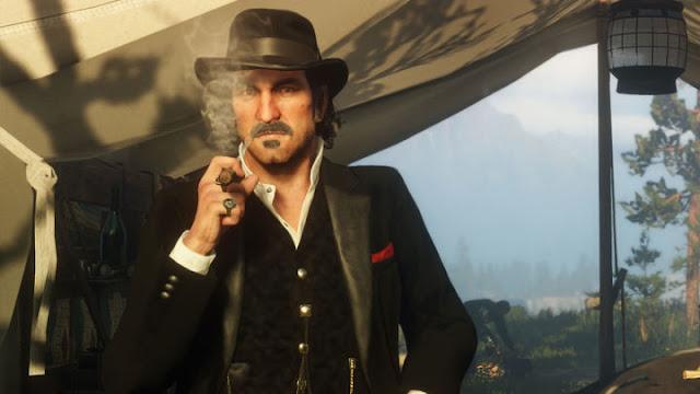 شاهد بالصور إشعار البحث عن شخصية Dutch van der Linde داخل لعبة Red Dead Redemption 2 و تفاصيل أكثر ..
