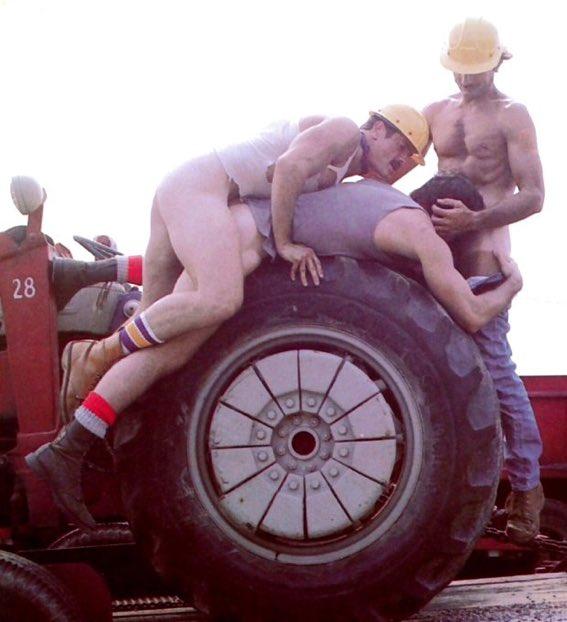 follando camioneros
