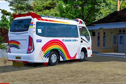 Mod Mobil Isuzu Elf NKR Minibus By Budesign