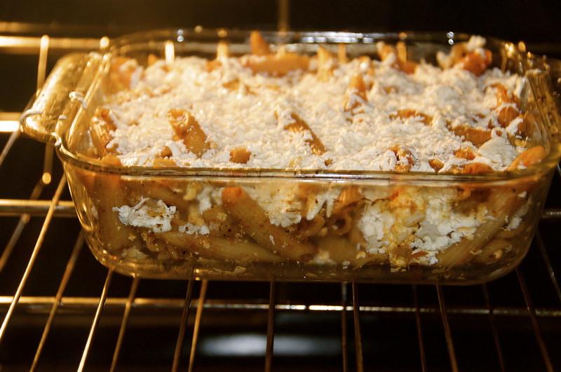 Creamy Baked Pasta Recipe
