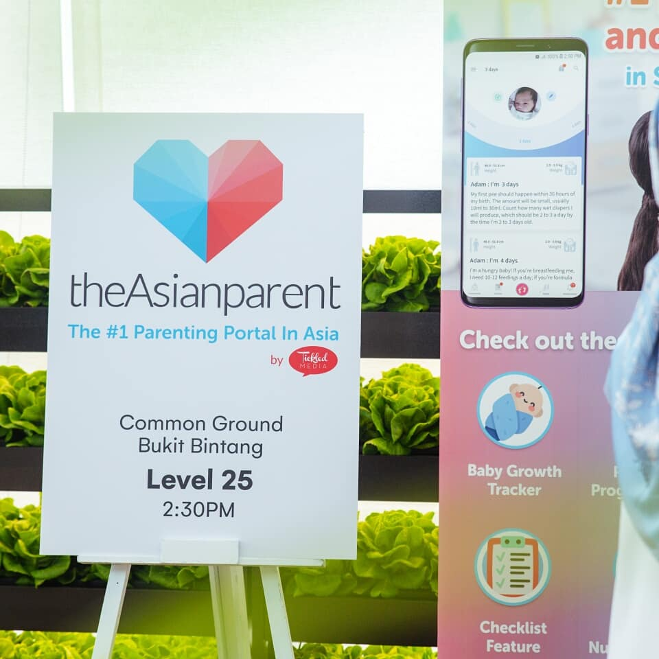 The Best Parenting Apps , The Asianparents Apps