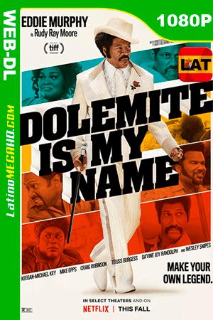 Mi nombre es Dolemite (2019) Latino HD WEB-DL 1080P ()