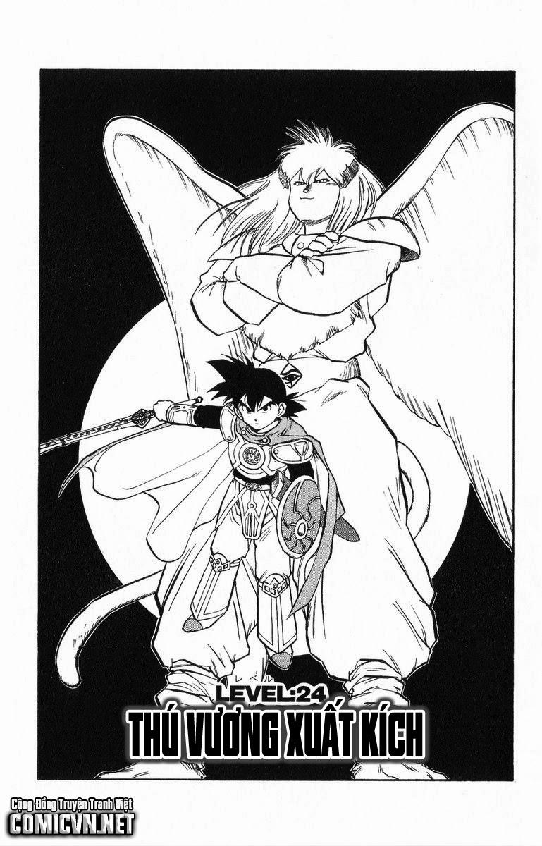 Dragon Quest: Emblem of Roto chapter 24 trang 2