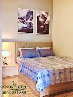 Thuê chung cư Saigon Pearl 2 phòng ngủ - phòng ngủ nhỏ
