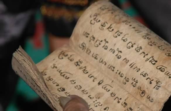 Tujuh Media yang Digunakan Oleh Orang Indonesia Zaman Dulu untuk Menulis